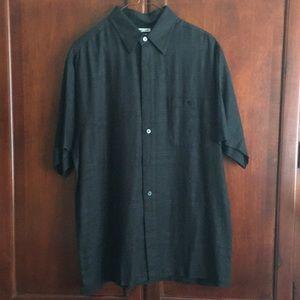 Linen Men's Dress Shirt